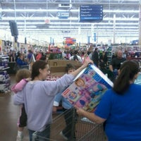 Photo taken at Walmart Supercenter by Sarah on 11/25/2011