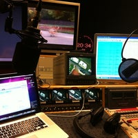 Photo taken at Sky TX (Sky1 live Announcer booth) by Paul D. on 1/10/2011