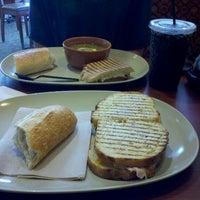 Photo taken at Panera Bread by Rachel G. on 8/16/2011