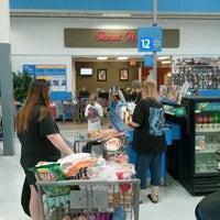 Photo taken at Walmart Supercenter by David D. on 1/8/2012