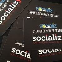 Das Foto wurde bei Agence Socializy von Guillaume S. am 9/6/2012 aufgenommen
