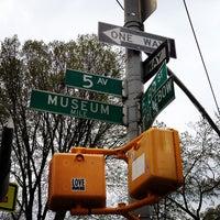 Photo taken at Museum Mile by chibirashka k. on 3/28/2012