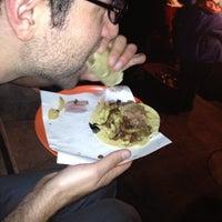 Photo taken at Tacos Marvichi by Roberto J. on 5/6/2012