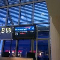 Das Foto wurde bei Terminal 1 von Gregor M. am 7/15/2012 aufgenommen