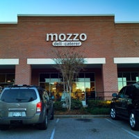 Photo taken at Mozzo Deli by John R. on 11/18/2011