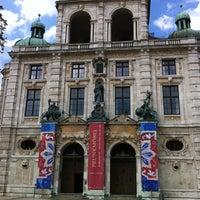 Photo taken at Bayerisches Nationalmuseum by Sean on 6/5/2011