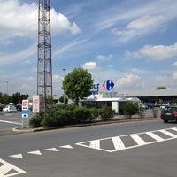 Photo taken at Parking Carrefour by Joel C. on 6/19/2012