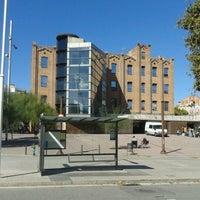 Photo taken at Centre Civic La Farinera del Clot by DRB on 10/9/2011