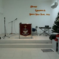"Photo taken at PD "" Yobel Praise Centre "" by mcell a. on 1/21/2012"