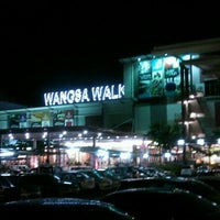 Photo taken at Wangsa Walk Mall by Bentong P. on 4/8/2012