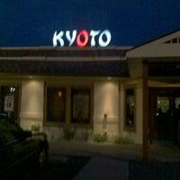 Снимок сделан в Kyoto Japanese Restaurant пользователем Samantha G. 10/28/2011