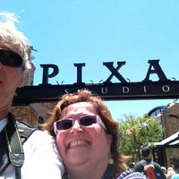 Photo taken at Pixar Place by Margaret A. on 4/24/2012