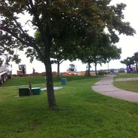 Photo taken at Veterans Park Aka The New Park by Amy F. on 8/25/2011