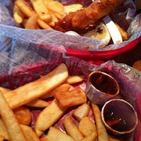 Photo taken at GB Fish and Chips by Michael C. on 7/15/2011