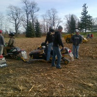 Photo taken at The Carr Farm by Sherry C. on 11/19/2011