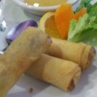 Photo taken at Bangkok Garden by Luigi C. on 10/17/2011