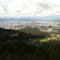 Foto tomada en Mirador do Cepudo por Pablo Emilio P. el 4/28/2012