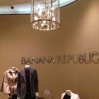 Photo taken at Banana Republic by Richard M. on 8/26/2012