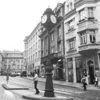 Photo taken at Malostranské náměstí by Igor L. on 6/9/2012