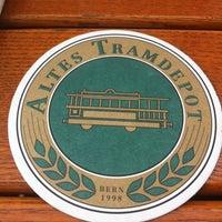 Das Foto wurde bei Altes Tramdepot von Beat J. am 7/3/2012 aufgenommen