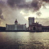 Photo taken at Taj Mahal Palace & Tower by Fritz-Joël M. on 8/16/2012
