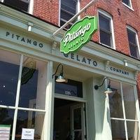 Photo taken at Pitango Gelato by Donna Mc on 6/3/2012