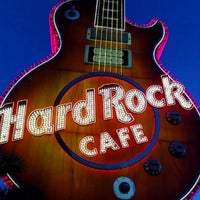 Photo taken at Hard Rock Hotel Las Vegas by Christine Marie D. on 10/5/2011