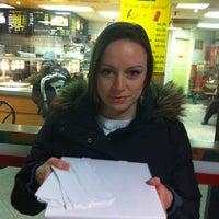 Photo taken at Tesoro Pizza by Tara G. on 2/12/2011