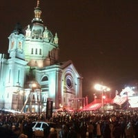 Photo taken at Red Bull Crashed Ice 2014 by Anna D. on 1/15/2012