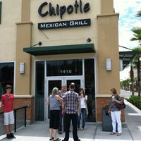 Photo taken at Chipotle Mexican Grill by Luke W. on 7/17/2011