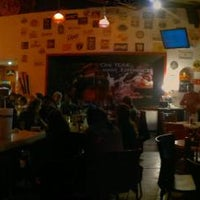 Photo taken at NIZZA Pizza & Beer by Yorch A. on 12/8/2011