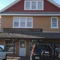 Photo taken at Allenwood General Store by Paul W. on 11/26/2011