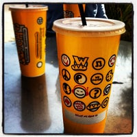 Photo taken at Which Wich Superior Sandwiches by Shan P. on 9/13/2012