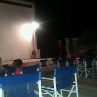 Photo taken at Cine ΘΑΝ by Pantelis K. on 7/29/2012