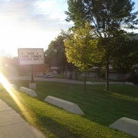 Photo taken at Valleyview Secondary School by Jennifer O. on 8/31/2012