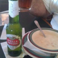 Photo taken at Mulligan's Grille in Historic Cottage Row by Denise B. on 8/3/2012