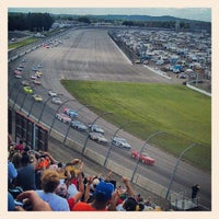 Photo taken at Michigan International Speedway by Jake S. on 8/19/2012