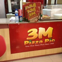 Photo taken at 3M Pizza - Starmall by Eldrige A. on 1/31/2012