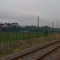 Photo taken at Greystones United FC by Guy F. on 3/5/2011
