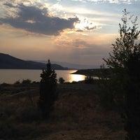 Photo taken at Mackay Reservoir by Brandon L. on 8/11/2012