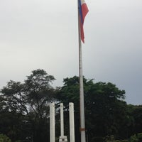 Photo taken at Libingan ng mga Bayani by Soraya P. on 3/29/2012