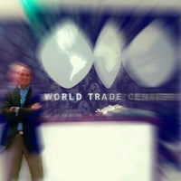 Photo taken at World Trade Center by Matthew D. on 11/10/2011