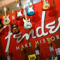 Photo taken at Sam Ash Music Stores by Juan Esteban A. on 10/29/2011