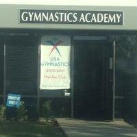 Photo taken at Yorba Linda Gymnastics by Hanna C. on 1/6/2012