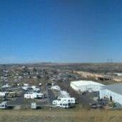 Photo taken at Dakota Ridge RV Park by Beentheredoingthat on 4/17/2012