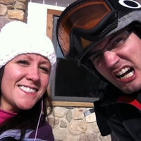 Photo taken at Holiday Valley Resort by Danielle S. on 1/16/2012