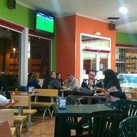 Photo taken at Cafetería Ámbit by Jrg on 1/7/2012