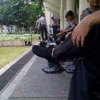 Photo taken at Masjid Al Amin Kemenkeu by Sarip S. on 10/6/2011