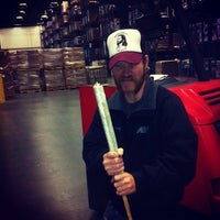 Photo taken at Atlanta Bonded Warehouse by Jeffrey H. on 10/24/2011
