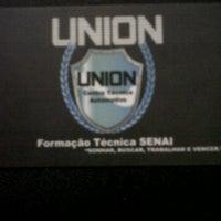 Photo taken at UNION Centro Técnico Automotivo by Ronaldo R. on 6/4/2012